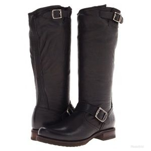 Frye 7.5 Women's Veronica Slouch Riding Boots